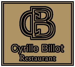 Cyrille Billot Restaurant Gastronomique Val de marne 94