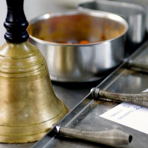 Cyrille Billot Restaurant Gastronomique Saint Maur, Commande cuisine