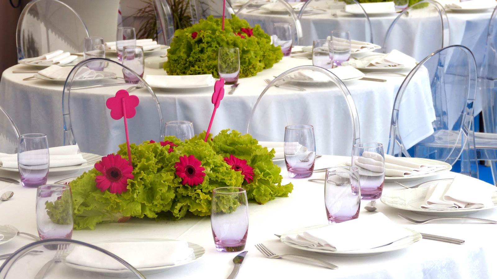 Cyrille Billot Traiteur réceptions, Réception mariage