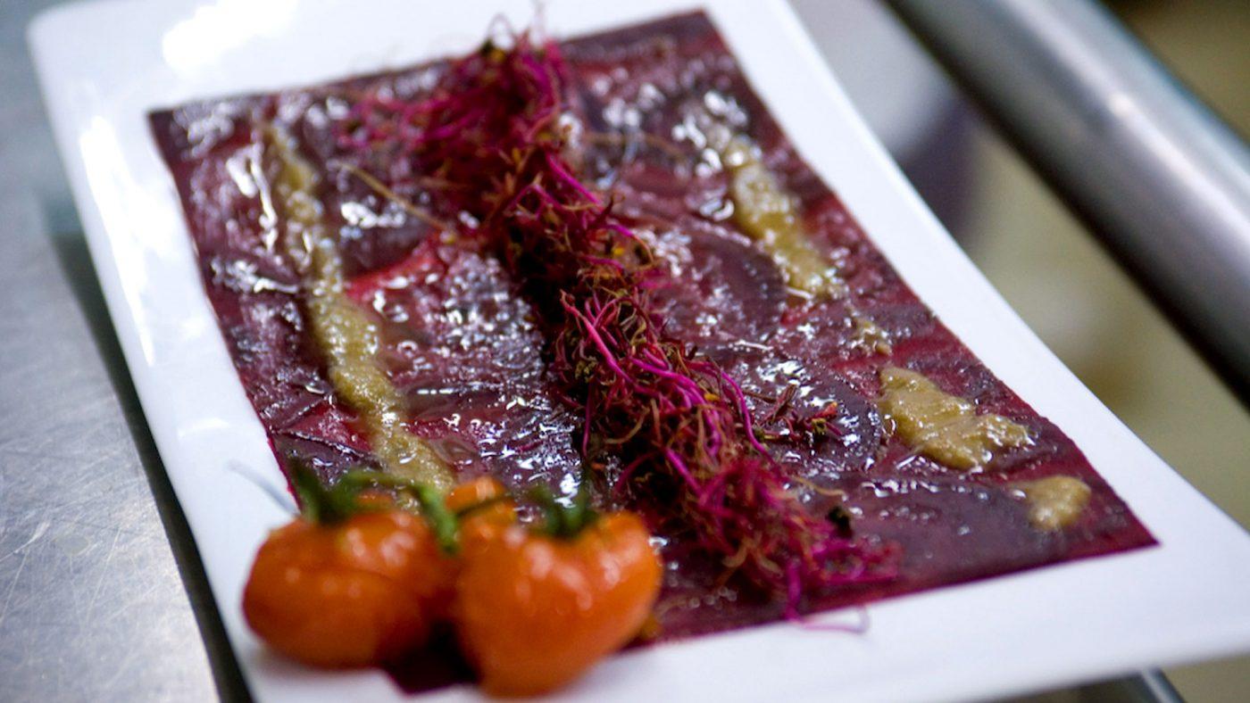 Cyrille Billot Restaurant, Mets Plat
