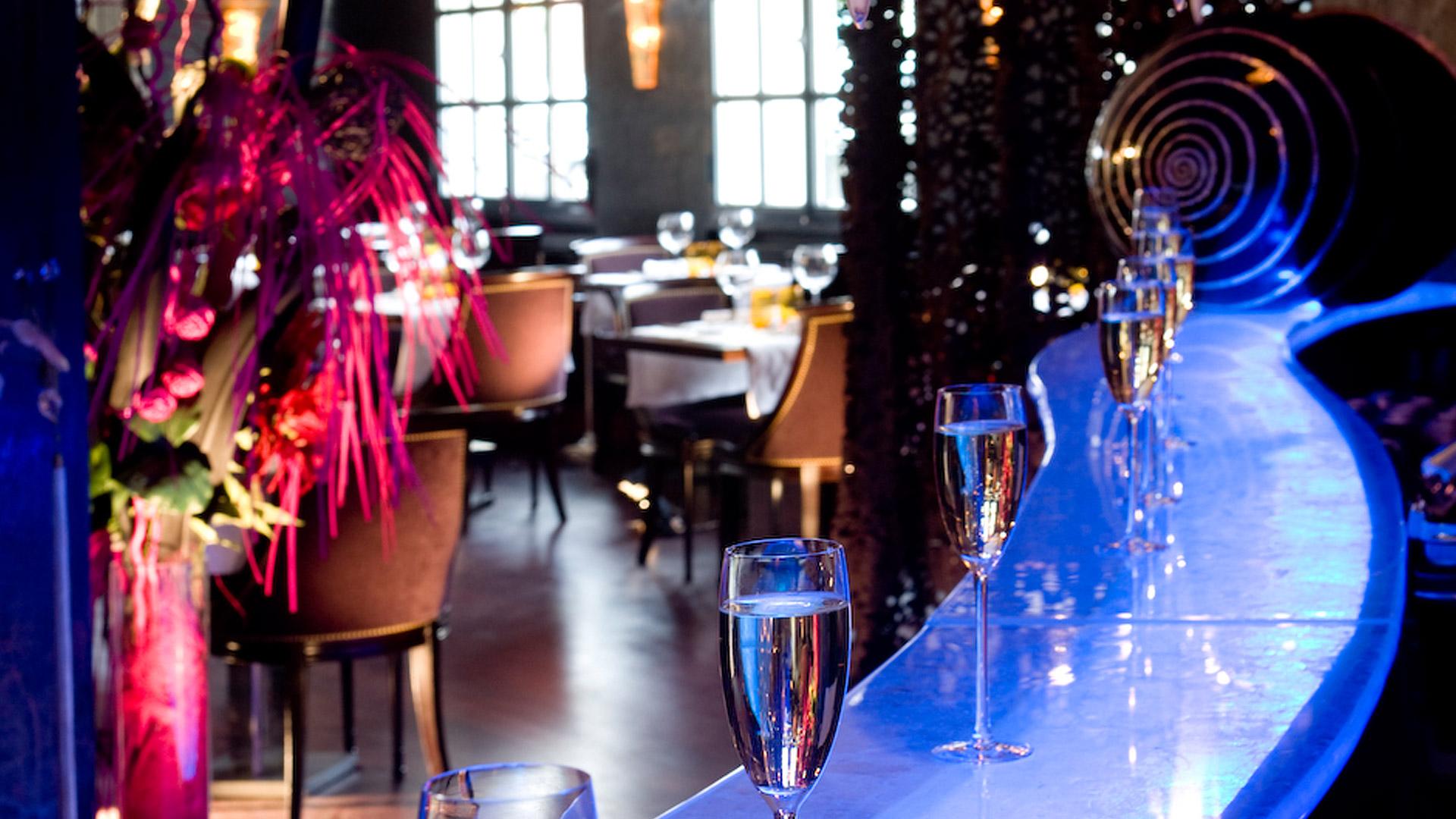 Cyrille Billot, restaurant gastronomique saint maur 94 Le Bar