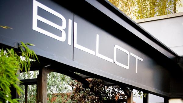Cyrille Billot, Entrée